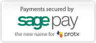 Payments secured by SagePay