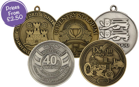 Classic Bespoke Medals