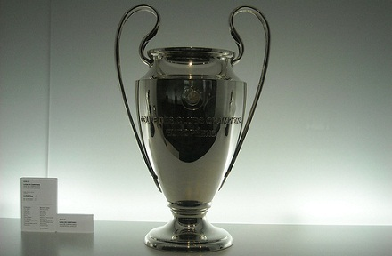 Champions League Trophy Drawing Champions League Draw 2012