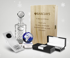 Personalised Corporate Christmas Gifts